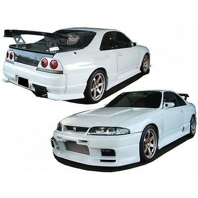 Kit estetico completo Nissan Skyline GTR R33 - Drift Body Full