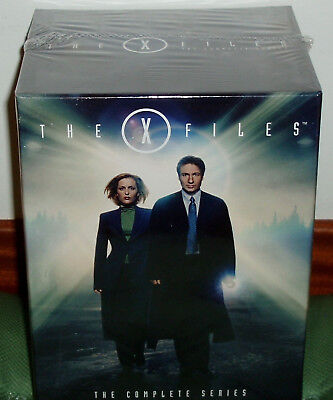 Expediente X The X Files 1-10 Temporadas Serie Completa 60 Dvd Nuevo Precintado
