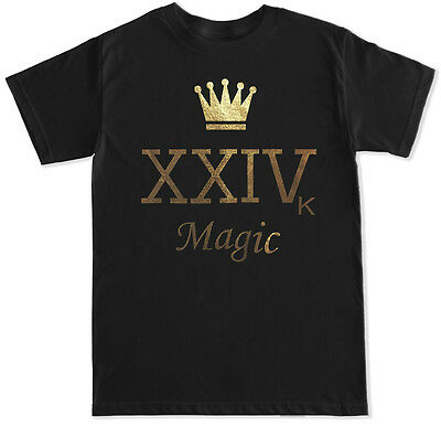 Crown XXIVk Magic Bruno Mars Las Vegas 24k Hip Hop Music Concert Shirt Tank Top