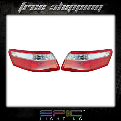 Fits 07-09 TOYOTA CAMRY  TAIL LIGHT/LAMP  Pair (Left and Right Set)