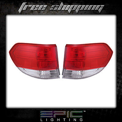 Fits 08 HONDA ODYSSEY TAIL LIGHT/LAMP  Pair (Left and Right Set)