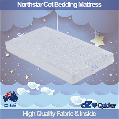 Cot Mattress Inner Spring with Removable Cover AU Standard Approved Brand New