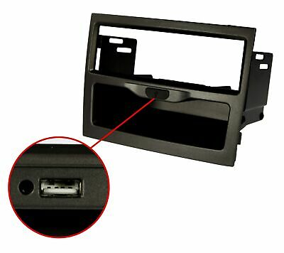 SINGLE DIN DASH FASCIA KIT FOR VY-VZ HOLDEN COMMODORE/MONARO (V2Ser2) 2002 (FP90