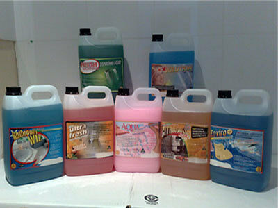 NEW  Home & Office Cleaning Delux 5lt's Package