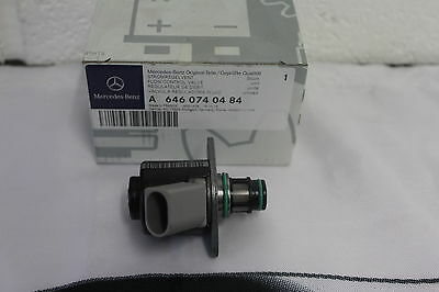 Genuine Mercedes-Benz OM646 Diesel Fuel Pump Flow Control Valve A6460740484 NEW