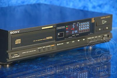 ►Sony Cdp M50◄ Lettore Cd Player 2X Pcm56P Midi Old School Vintage Top