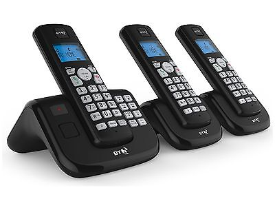 BT 3560 Cordless Telephone with Answer Machine - Triple:The Official Argos Store
