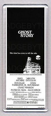 GHOST STORY movie poster 'WIDE' FRIDGE MAGNET  - 80's Horrror Classic!