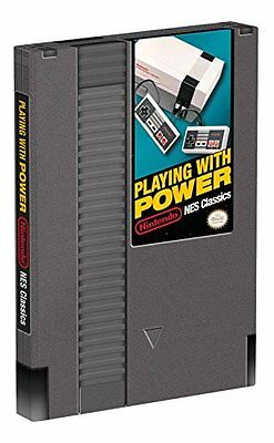 Playing With Power Nintendo NES Classics - New -In Stock