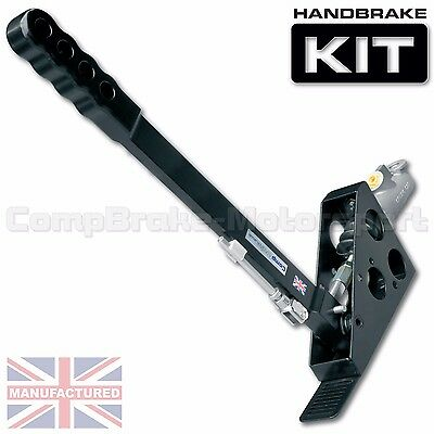 300mm Vertical Hydraulic Handbrake Kit – 1-Handle 1-Cylinder