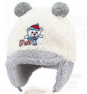 Baby Boy Hat Boys Autumn Winter Warm Peak Cap 12-24 months 2-3 years