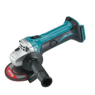 Makita XAG01Z 18V LXT Lithium-Ion Cordless 4-1/2-inch Angle Grinder, Bare Tool