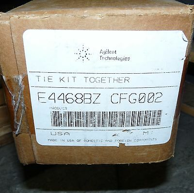 New In Box Agilent Hp Hewlett Packard E4468Bz Tie Kit For 1.6M E3661B Rack