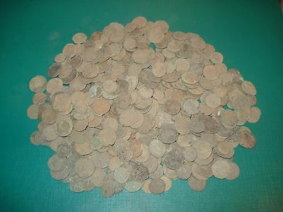 100  Uncleaned Roman Coins