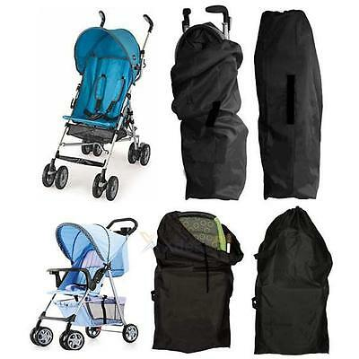 Standard/Umbrella Stroller Carrier Bag Travel Baby Pushchair Storage Cover Case