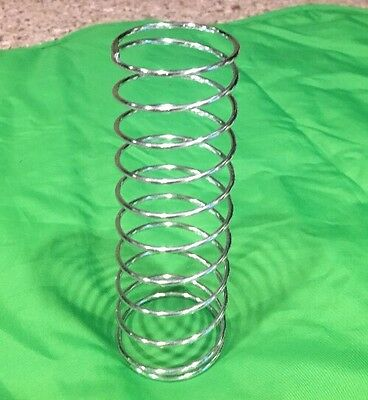 "Evenflo Exersaucer Large 6"" X 2"" Spring Metal Replacement Part Piece"