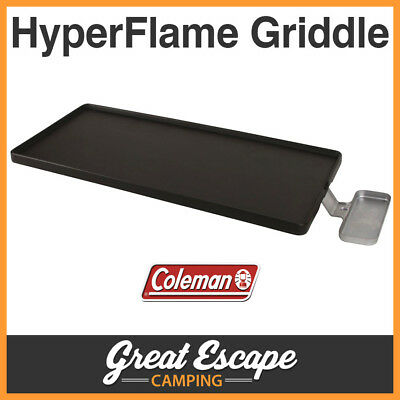 Coleman Hyperflame™ Full Size Cast Iron Griddle
