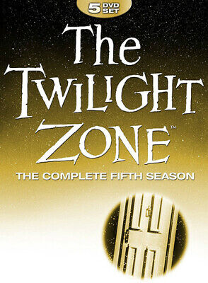 Twilight Zone: The Complete Fifth Season - 5 DISC SET (2016, DVD NEW)