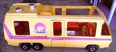 Vintage 1976 Barbie Star Traveler Rv Motorhome Great Condition See Pics