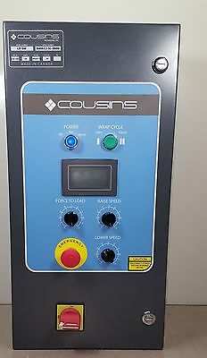 The Complete control box for Cousins LP-SW 'The Switch 'Wrapper HEAVY duty Semi2