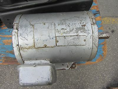Westinghouse,electric motor-3hp