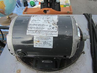 Emerson electric motor 110v