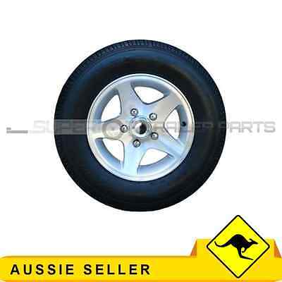 175/R13 8 PLY 13 Inch Wheel and Tyre Package