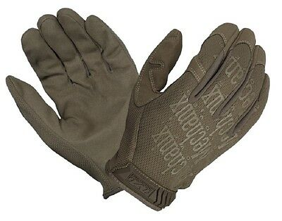 US Mechanix Wear Original gloves Army Tactical Line gloves Coyote S Small