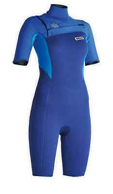 48503-4536 ION Wetsuit Isis Shorty SS 2.5 DL Women 2015 - Ship Europe Free