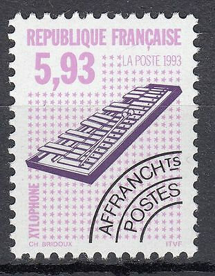 France Timbre   Preoblitere  N° 231  **  Xylophone