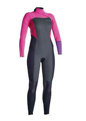 48503-4543 Ion Wetsuit Hybrid WMS Semidry 5/4 HYB Woman 2015 - Ship Europe Free