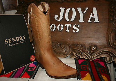 2073 Sendra boots western COLOR MIELE USED Série limited  USA ***PROMO***
