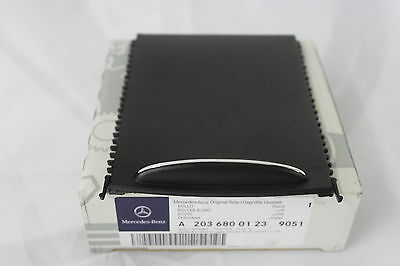 Mercedes-Benz W203 C-Class Centre Console Roller Blind Cover A20368001239051 NEW