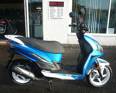 Sym Jet 4R 50 Scooter NEW & UNREGISTERED