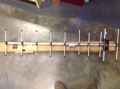 DIAMOND A430 S10R 10 element 70cm,s YAGI ANTENNA (NO TUNING REQUIRED)
