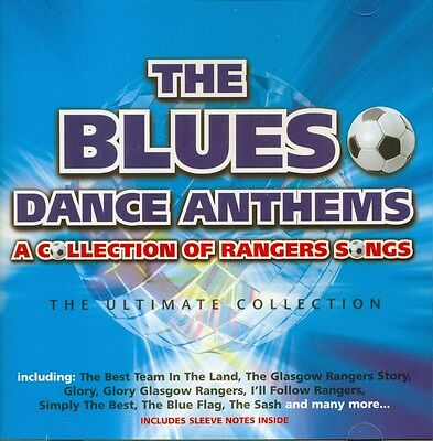 The Blues Dance Anthems: A Collection Of Rangers Songs Cd