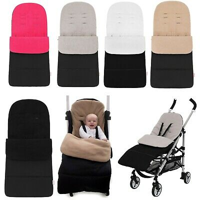 Universal Footmuff for Pushchair Stroller Buggy Cosytoes Fits All Brands 100cm