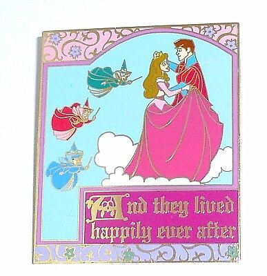 LE Disney Pin✿Royal Ball Storybook Sleeping Beauty Happily After Merryweather +
