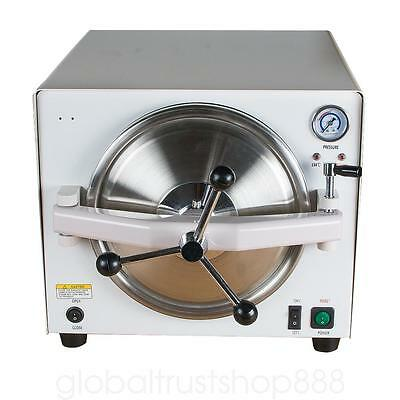 Top 18L 900W Medical Steam Sterilizer Dental Lab Sterilizer Equipment Clinic Lab