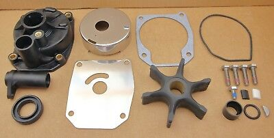 Evinrude Johnson Outboard 70 75 1974-78  Water Pump Kit With Housing  Je-1873X