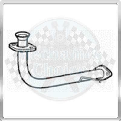 Front Exhaust Down Pipe for Ford Escort 1.6 (11/88-07/91)