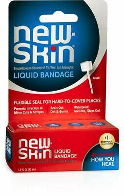 New-Skin Prevent Infection Waterproof Liquid Bandage - 1 Fluid Ounce