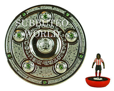 GERMAN BUNDESLIGA TROPHY. OFFICIAL LICENSED PRODUCT. SUBBUTEO SOCCER. 70mm.