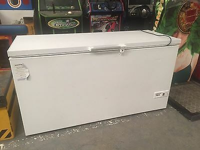 Vestfrost - White Chest Freezer 464L - SZ464C - working great condtion