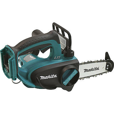 Makita XCU01Z 18-Volt LXT Lithium-Ion Cordless 4-1/2-inch Chain Saw, Bare Tool
