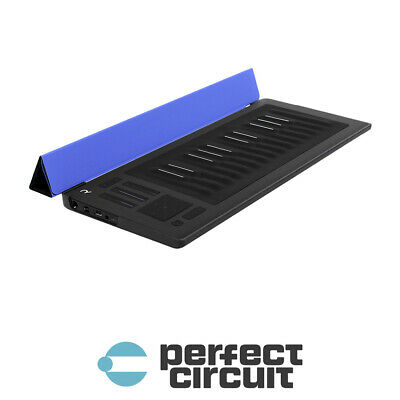 ROLI Seaboard RISE 25 Sky Blue Flip CASE - NEW - PERFECT CIRCUIT