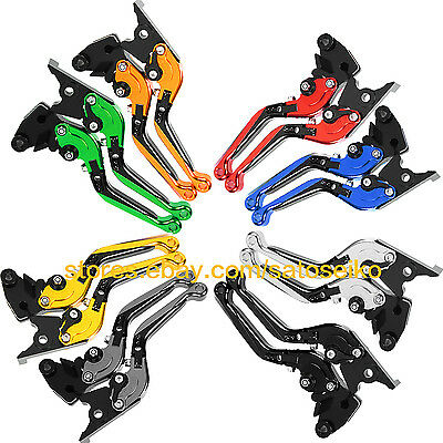 For BMW F800GS//Adventure 2008-2018 Folding Extending Clutch Brake Lever Foldable