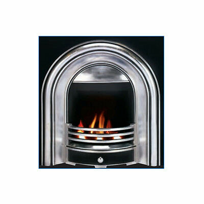 Traditional Cast Iron Fireplace - Integral Gas fire - 900mm