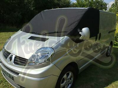 Renault Trafic Nissan Primastar Vivaro Van Window Screen Cover Frost Windscreen