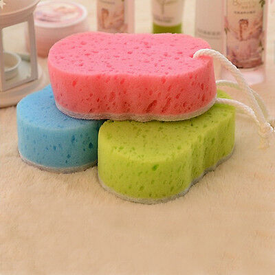 1 x Bath Sponge Massage Multi Shower Exfoliating Body Shower Scrubber Skin Care